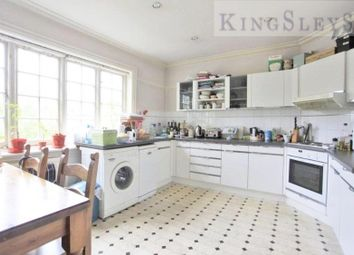 Thumbnail 3 bedroom flat to rent in Corringham Road, London