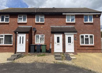 Thumbnail 2 bed terraced house for sale in Phipps Close, Westbury, Wiltshire