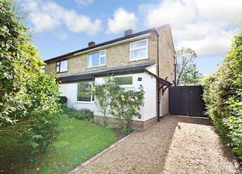 Thumbnail 4 bed semi-detached house to rent in High Street, Girton, Cambridge