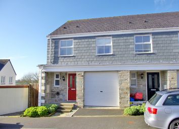 Thumbnail 4 bed semi-detached house to rent in Round Ring Gardens, Penryn