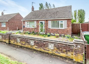 Thumbnail 2 bed detached bungalow for sale in Estover Road, March