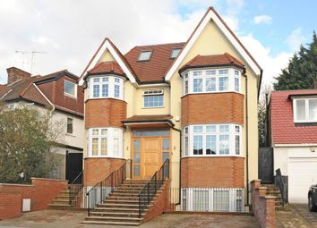 Thumbnail 7 bedroom detached house to rent in Broughton Avenue, Finchley