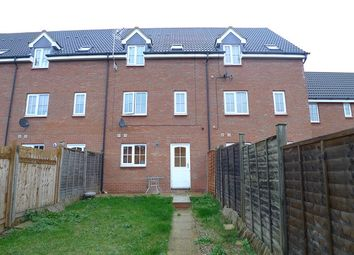 Thumbnail 3 bed terraced house to rent in Rothbart Way, Hampton Hargate, Peterborough, Cambridgeshire.