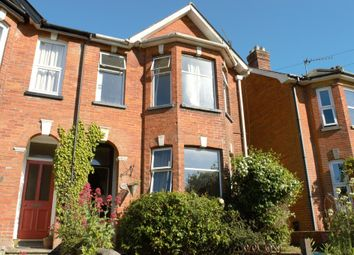 Thumbnail 3 bed semi-detached house for sale in Carisbrooke Road, Newport