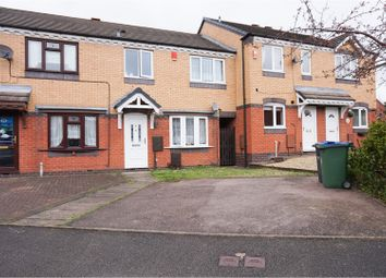 Thumbnail 3 bed terraced house for sale in Tanacetum Drive, Walsall