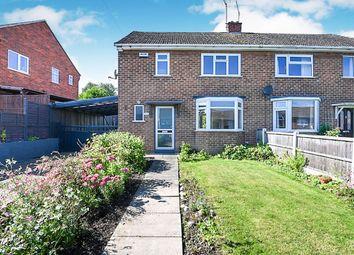 3 bed semi-detached house for sale in Hawthorn Crescent, Findern, Derby DE65