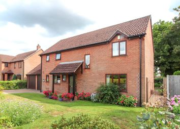 Thumbnail 4 bed detached house for sale in Lady Frances Drive, Market Rasen