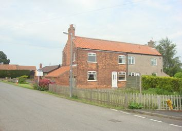 Thumbnail 3 bed semi-detached house to rent in Chapel Lane, East Butterwick, Scunthorpe