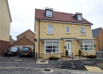 Thumbnail 5 bed detached house for sale in Mallory Road, Yeovil, Somerset