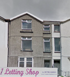 Thumbnail 1 bedroom flat to rent in Mansel Street, Swansea