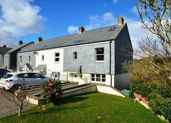 Thumbnail 4 bed end terrace house for sale in Trevonnen Road, Ponsanooth, Truro