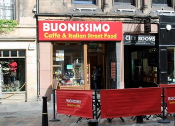 Thumbnail Restaurant/cafe to let in Buonissimo, 21 High St, Inverness