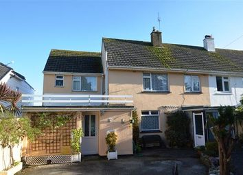 Thumbnail 4 bed semi-detached house for sale in Pennance Road, Falmouth