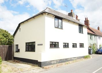 Thumbnail 2 bedroom semi-detached house for sale in Snape Road, Tunstall, Woodbridge