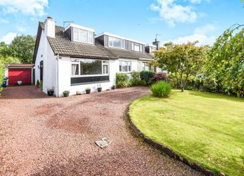 Thumbnail 4 bed semi-detached house for sale in Ranfurly Road, Bridge Of Weir