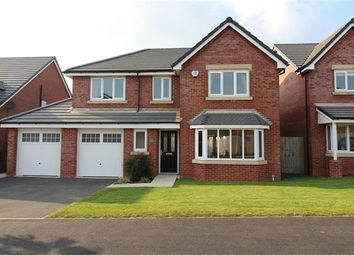 Thumbnail 4 bedroom property for sale in Benedict Drive, Poulton Le Fylde