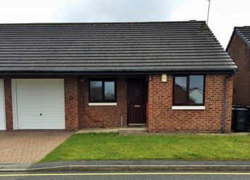 Thumbnail 2 bed bungalow for sale in Newlands Park, Workington
