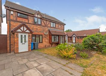 Thumbnail 3 bed semi-detached house for sale in Ivychurch Mews, Runcorn, Cheshire, .