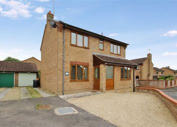 Thumbnail 4 bed detached house for sale in Angler Road, Swindon, Wiltshire