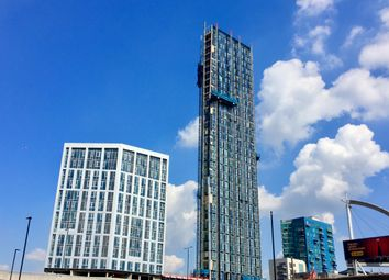 Thumbnail 2 bed flat for sale in Capital Towers, City West Tower, Stratford