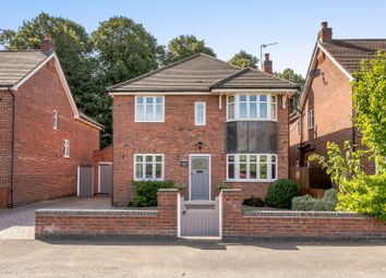 Thumbnail 4 bed detached house for sale in Welbeck Avenue, Burbage, Hinckley