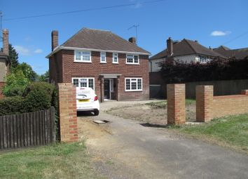 Thumbnail 6 bed detached house to rent in Elm Road, Reading