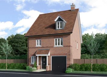 "Thumbnail 4 bedroom detached house for sale in ""Bramley"" at Elmbridge Road, Cranleigh"