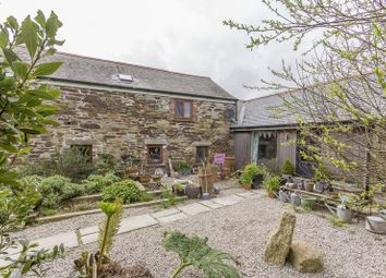 Thumbnail 4 bed barn conversion for sale in Reskivers, Tregony, Truro