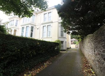 Thumbnail 2 bedroom flat for sale in Mannamead Road, Hartley, Plymouth