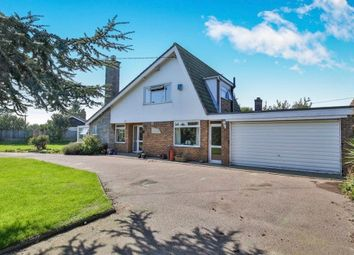 Thumbnail 4 bed detached house for sale in Edward Road, Winterton-On-Sea, Great Yarmouth