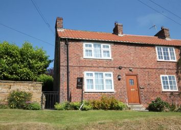 Thumbnail 2 bed semi-detached house to rent in Borrowby, Thirsk