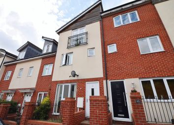 Thumbnail 4 bed mews house for sale in Brentleigh Way, Hanley, Stoke-On-Trent