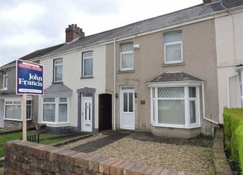 Thumbnail 3 bed terraced house for sale in Parc Avenue, Morriston, Swansea