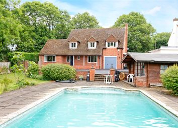 Thumbnail 4 bedroom detached house for sale in Wycombe Road, Marlow, Buckinghamshire