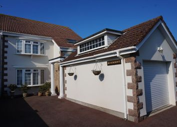 Thumbnail 3 bed detached house for sale in La Cache Du Bourg, St. Clement, Jersey