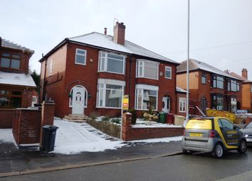 Thumbnail 3 bed semi-detached house to rent in Crompton Way, Astley Bridge, Bolton
