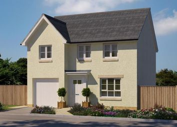 "Thumbnail 4 bedroom detached house for sale in ""Invercauld"" at Oldmeldrum Road, Inverurie"