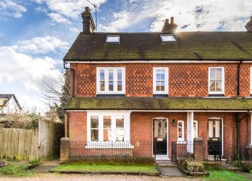 Thumbnail 4 bed end terrace house for sale in Ledbury Road, Reigate, Surrey