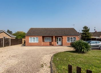 Thumbnail 3 bed bungalow for sale in Quadring Road, Gosberton, Spalding