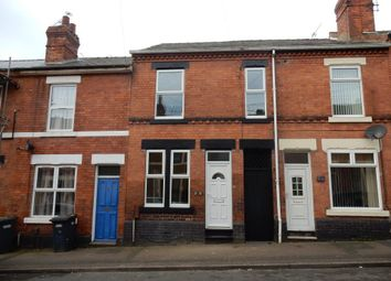 Thumbnail 1 bed property to rent in Brough Street, Derby