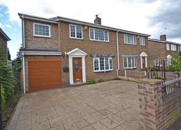 Thumbnail 4 bed semi-detached house for sale in Fairway, Normanton