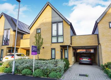Thumbnail 3 bed link-detached house for sale in Brassie Wood, Chelmsford