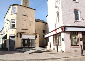 Thumbnail 1 bed flat to rent in Brewery Street, Dumfries