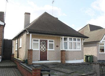 Thumbnail 3 bedroom detached bungalow for sale in Stradbroke Grove, Ilford