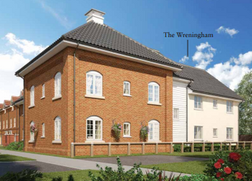Thumbnail 1 bedroom flat for sale in The, Oakley Park, Mulbarton, Norfolk