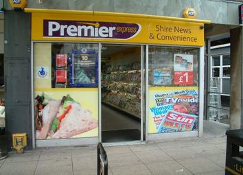 Thumbnail Retail premises for sale in Newcastle Under Lyme, Staffordshire