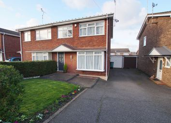 3 bed semi-detached house for sale in Hudson Road, Leigh-On-Sea SS9