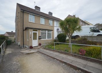 3 bed semi-detached house for sale in Hexham Place, Plymouth, Devon PL2