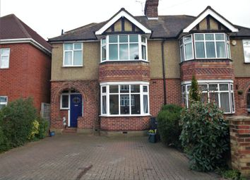 Thumbnail 4 bed property for sale in Lynton Avenue, St.Albans