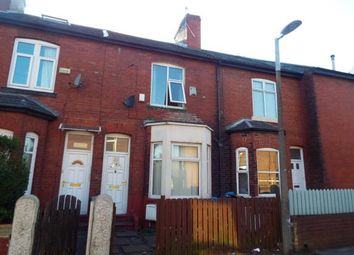Thumbnail 6 bed terraced house for sale in Croft Street, Salford, Greater Manchester